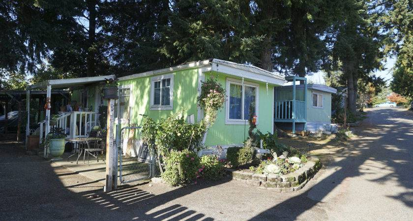 Residents Seatac Mobile Home Park Make Plans Acquire