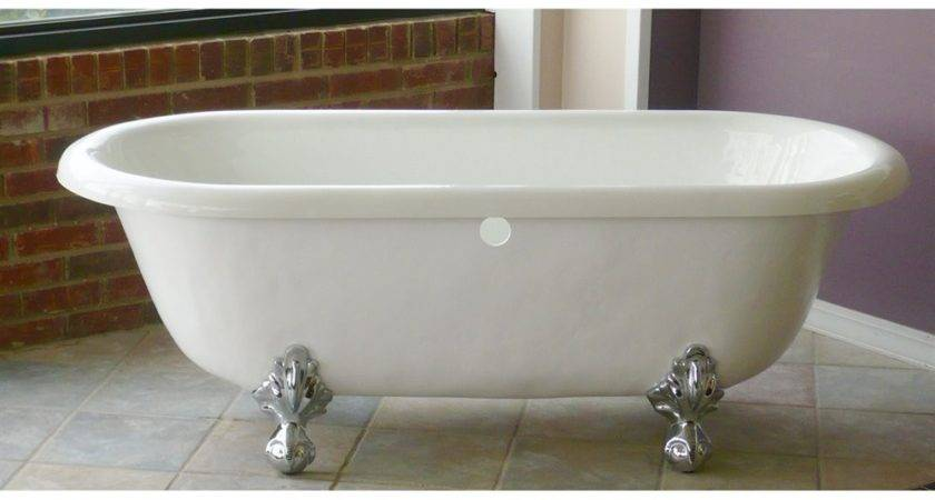 Restoria Bathtubs Marquis Double Slipper Clawfoot