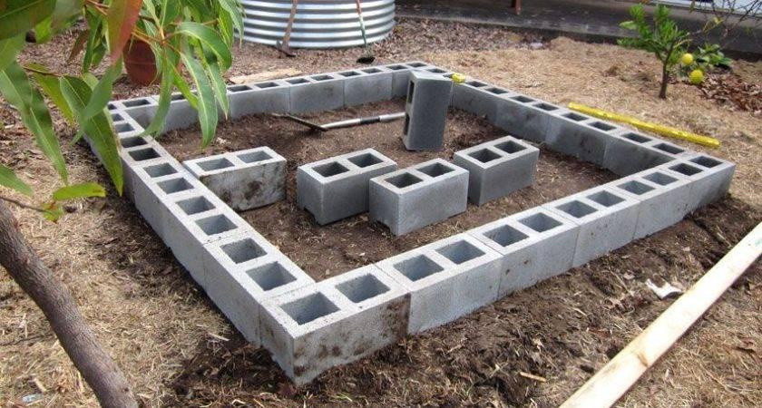 Result Build Floating Deck Dirt