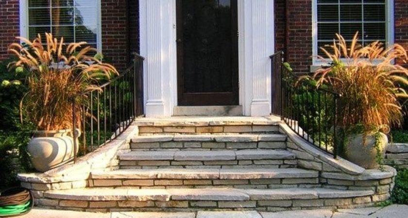 Result Ideas Stone Steps Exterior House