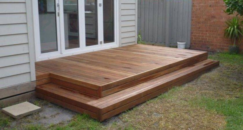 Result Small Composite Deck Designs Misc House