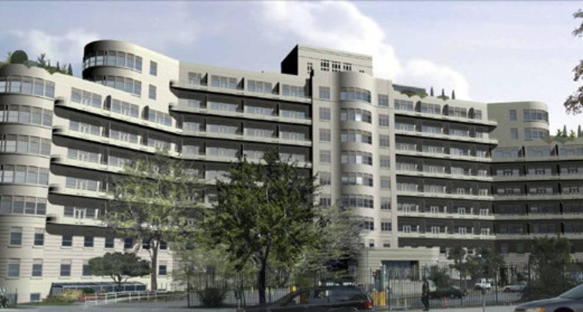 Retirement Homes High Rise Urban New York Times