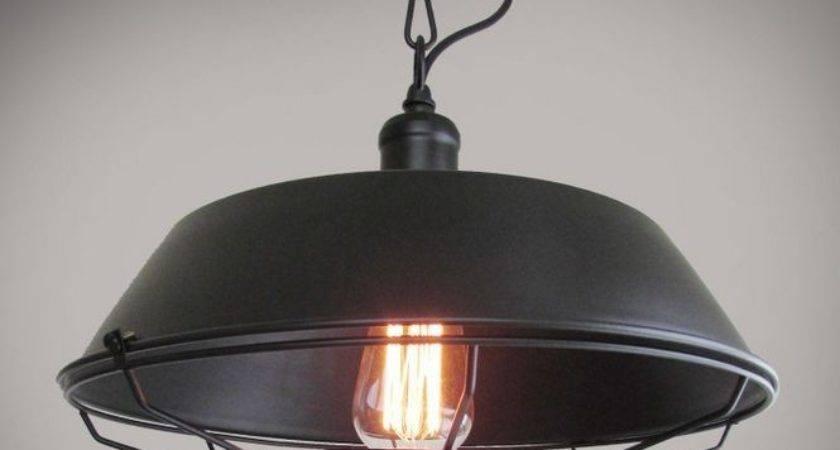 Retro Industrial Diy Ceiling Metal Lamp Pendant Lighting