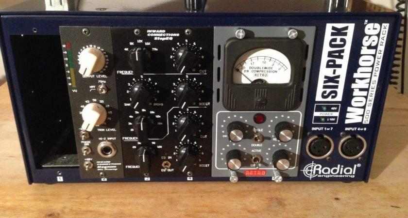 Retro Instruments Doublewide Audiofanzine