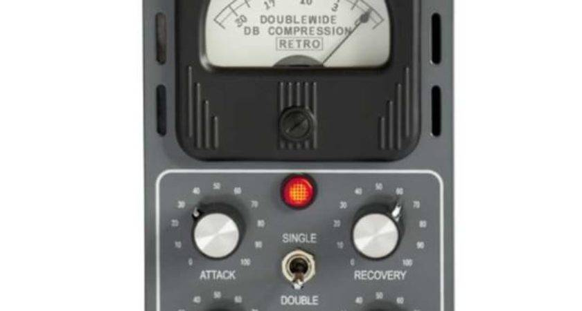 Retro Instruments Doublewide Single Channel Tube Reverb
