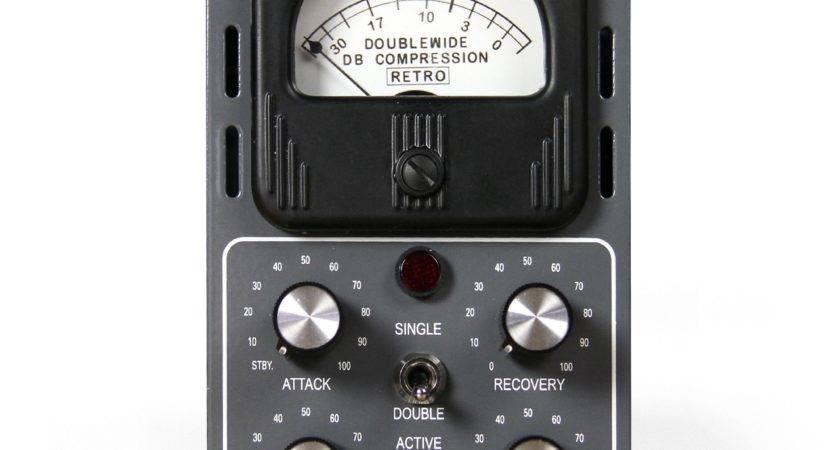 Retro Instruments Doublewide Vintage King Pro Audio