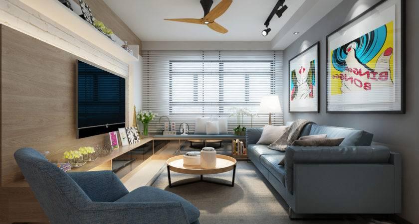 Retro Interior Design Look Forward