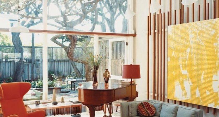 Retro Interior Design Style Small Round Table