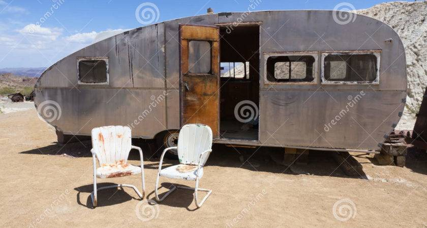 Retro Style Camper