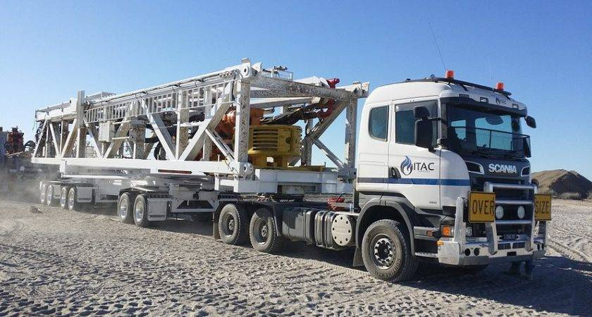 Rig Moving Equipment Transmech Australia Mobile Homes Club