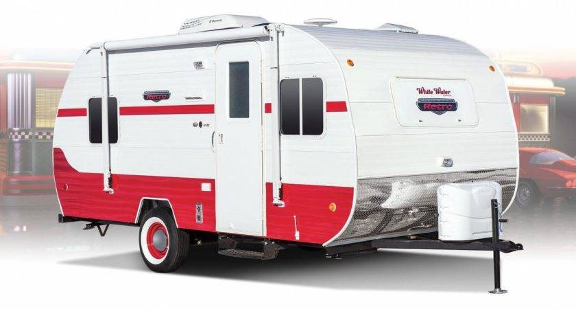 Riverside Recalls White Water Retro Travel Trailers