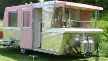 Road Warriors Vintage Trailers Campers Bring Style