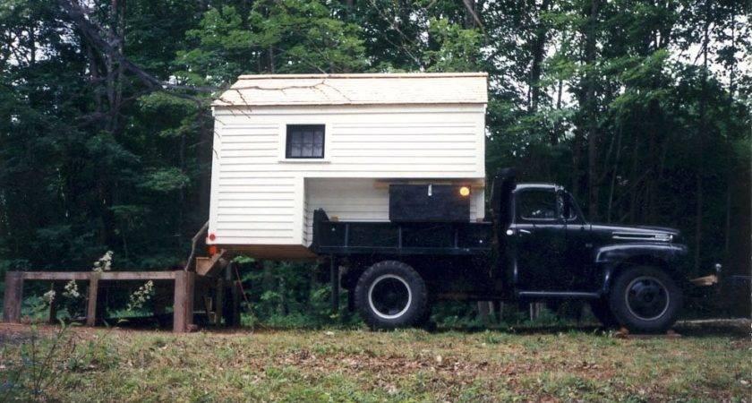 Robert Tiny Truck House