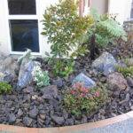 Rock Bed Landscaping Ideas Design