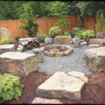 Rock Garden Designs Front Yards Small Home