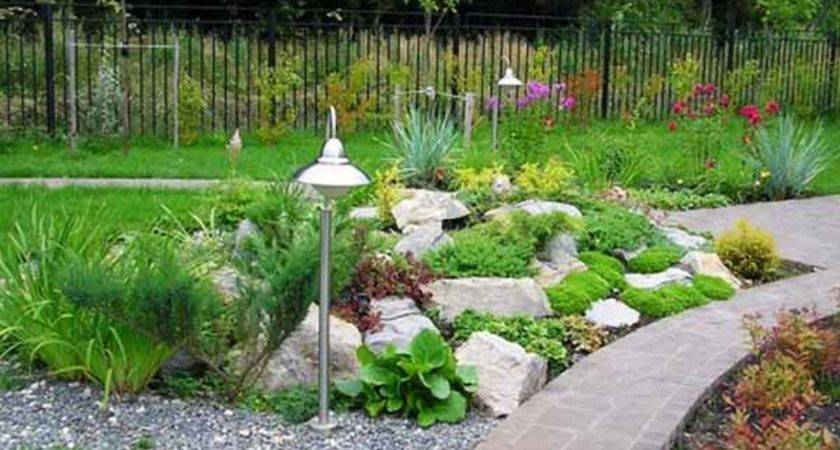 Rock Garden Ideas Stunning Scenery Traba Homes