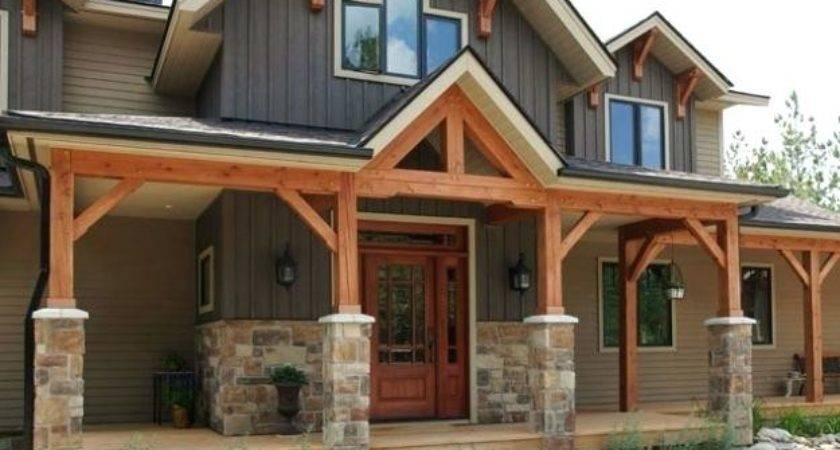 Rock House Siding Faux Stone Panels Brick Stacked