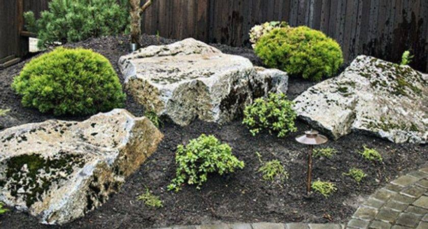 Rock Landscaping Design Ideas Homestartx