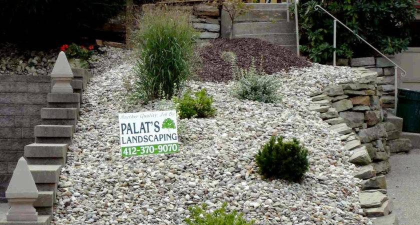 Rock Landscaping Ideas Water Feature