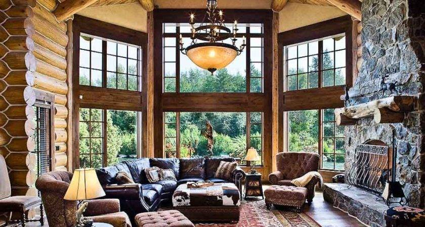 Rocky Mountain Log Homes Love Room Would Little