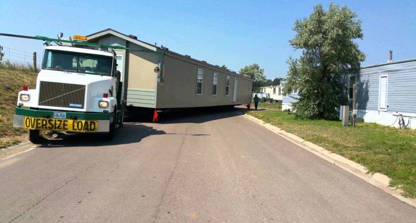 Rocky Mountain Mobile Home Transport Moving Youtube
