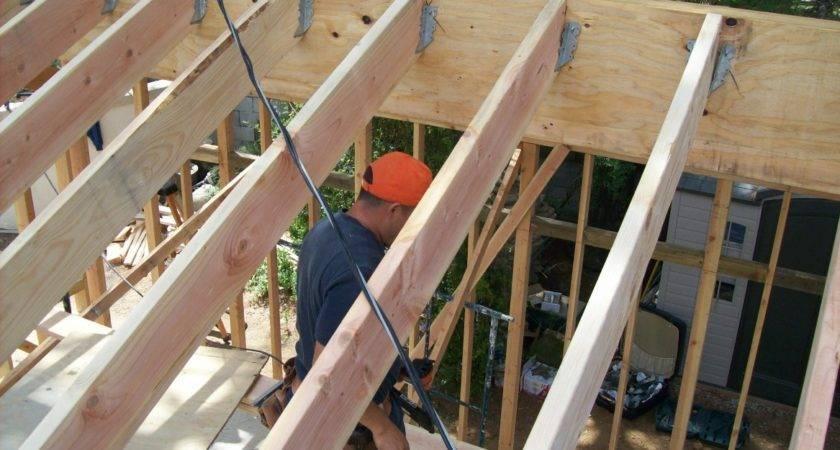 Roof Addition Aluminum Patio