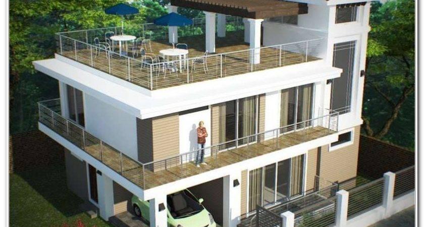 Roof Deck Design Ideas Decks Home Decorating