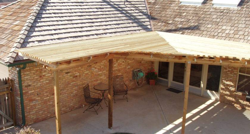 Roof Extension Patio Cover Ideas House Plans