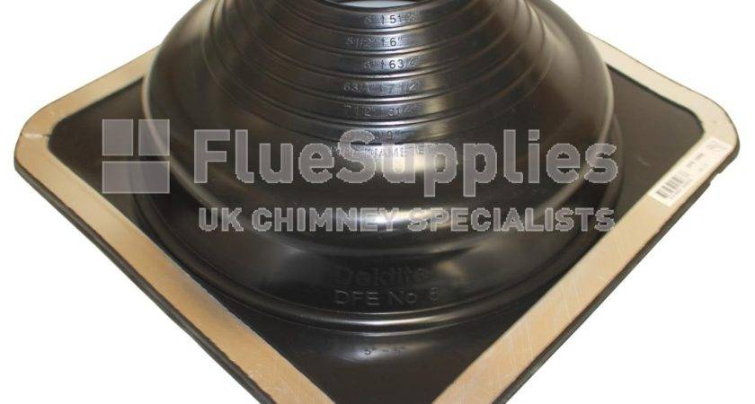 Roof Flashing Rubber Flue Accesories