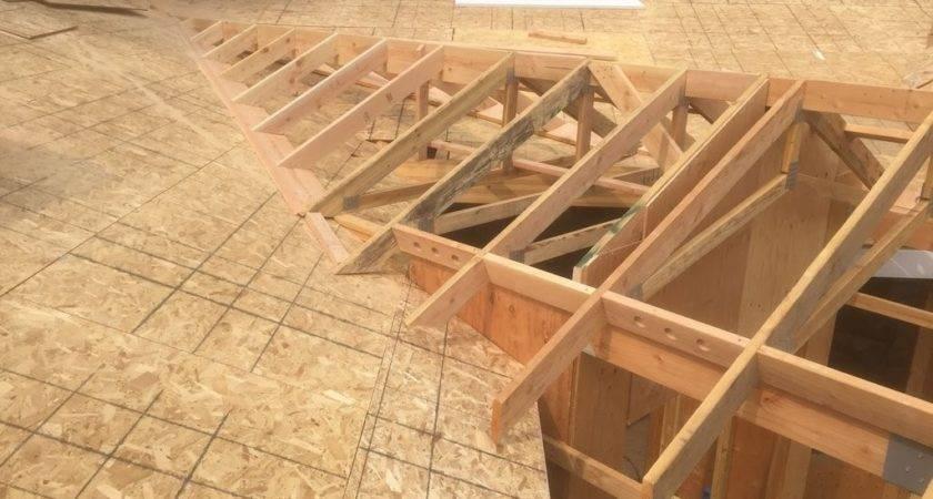 Roof Framing Geometry September Hip Porch