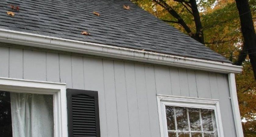 Roof Gutter Leaks Installation Design Troubles