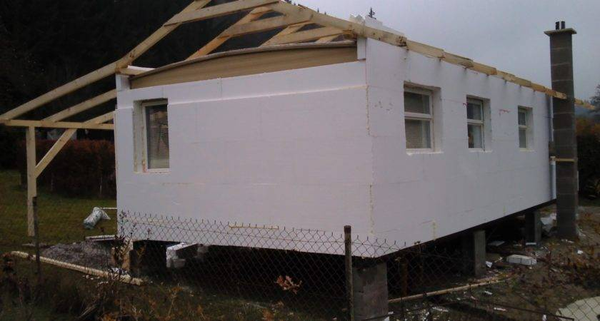 Roof Over Mobile Home Plans Decor Standing Rubber