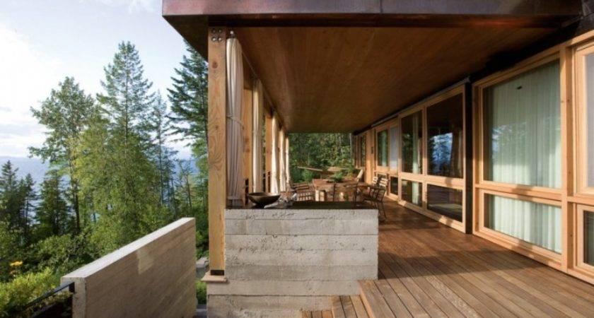 Roof Patio Designs Contemporary Garden