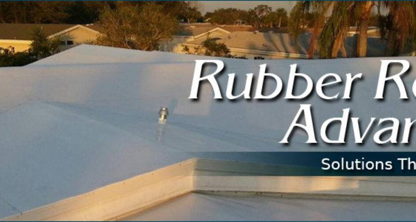 Roof Repair Rubber Mobile Homes