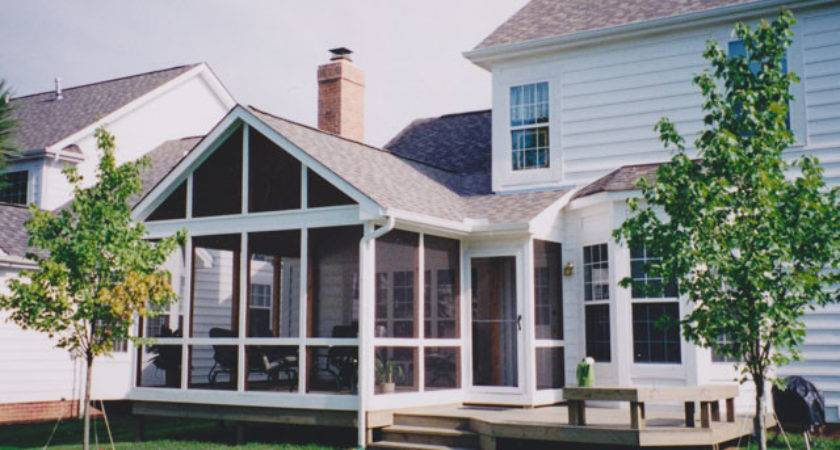 Roof Screen Pergola Front Door Great