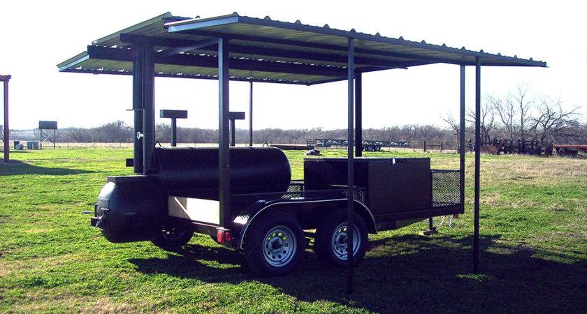 Roof Trailer Pod Includes Rack Awning