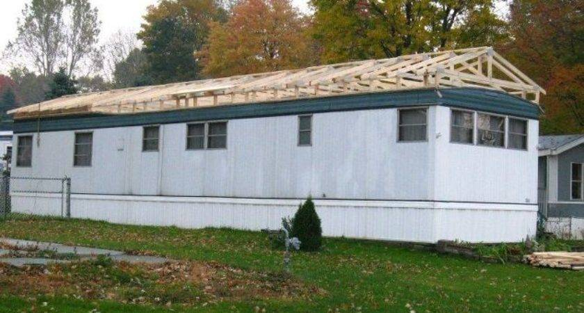 Roofing Old Mobile Home Not Good Idea Hometalk