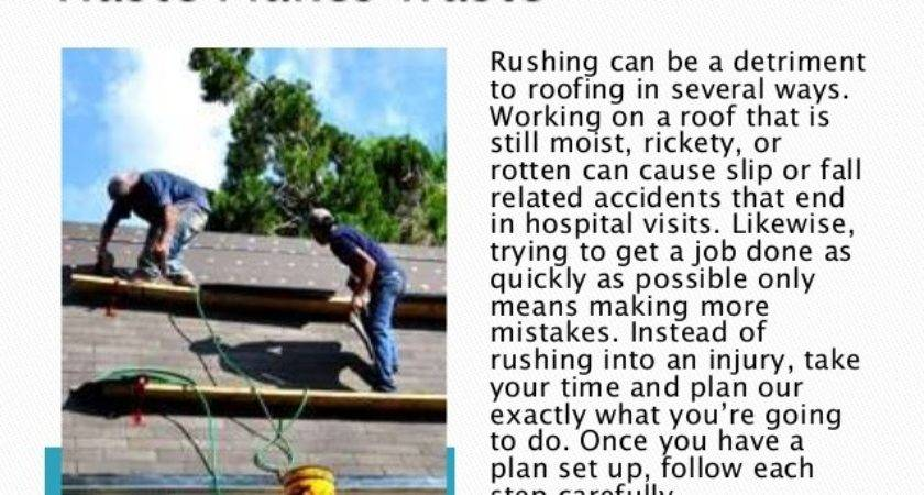 Roofing Tips Experts
