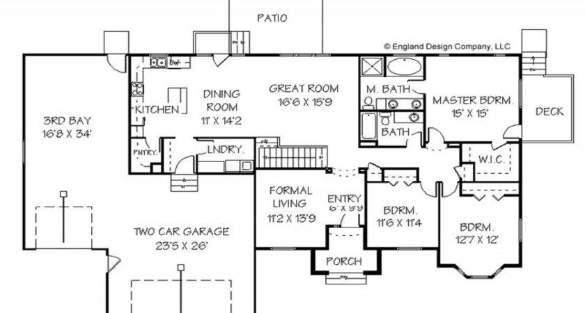 Room Addition Floor Plans