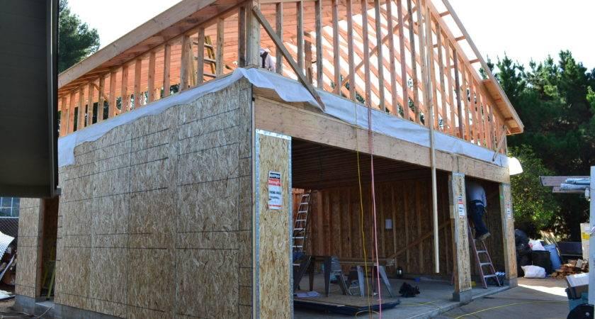 Room Addition Over Garage Construction San Diego