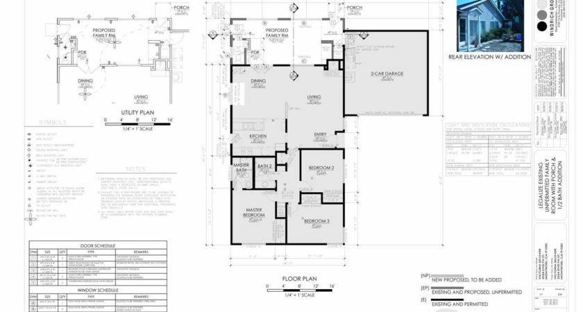 Room Additions Floor Plans Fiesta Construction