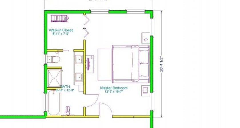 Room Additions Floor Plans Home Interior Design