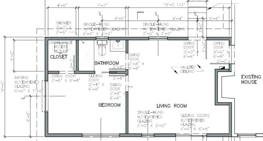 Room Additions Plans Addition Floor Plan Master