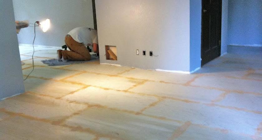 Roost Reimagined Diy Plywood Flooring