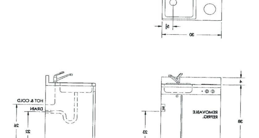 Rough Measurements Bathroom Sink