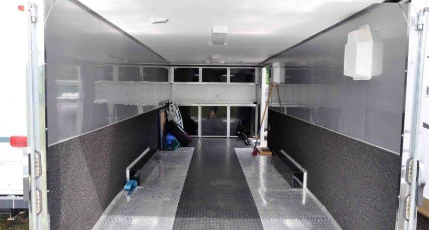 Rubber Coin Flooring Trailer Floor Matttroy