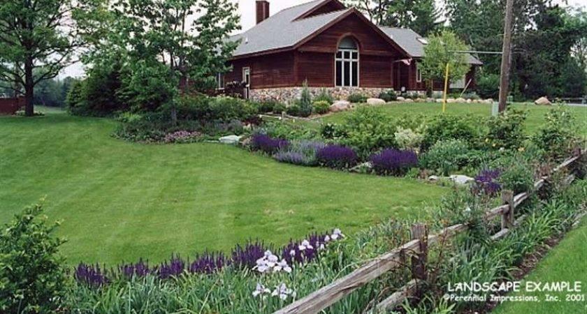 Rural Landscaping Ideas Joy Studio Design Best