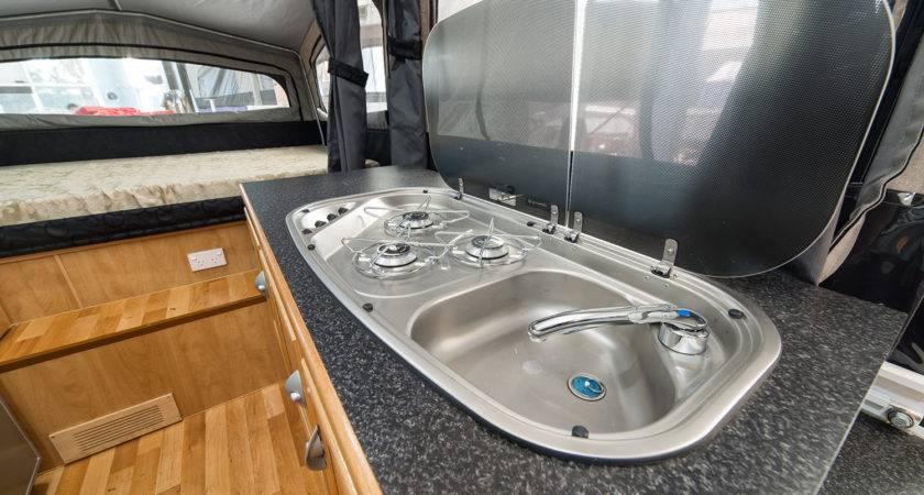Rush Camper Kitchen Sink