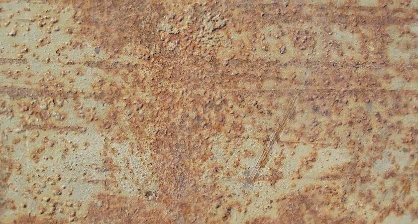 Rusted Metal Sheet Textures