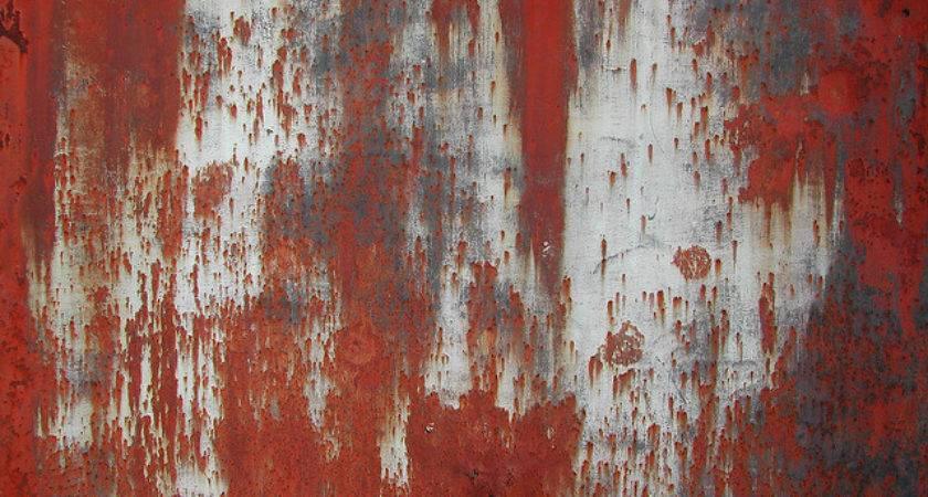Rusted Sheet Metal Flickr Sharing